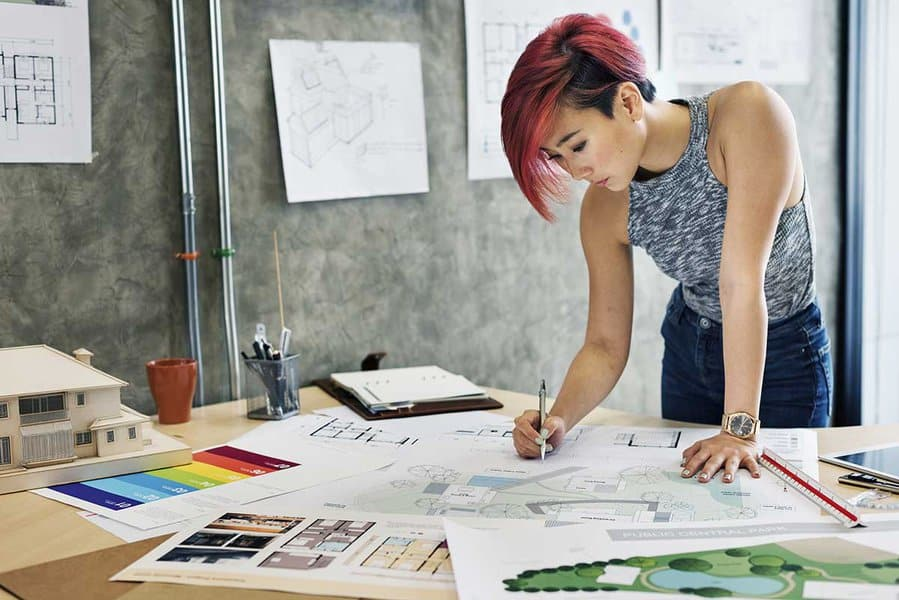 How to market yourself as a freelance interior designer for Interior decorator career